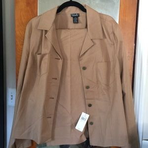 Rafaela pant suit -brand new Tan Sz 16